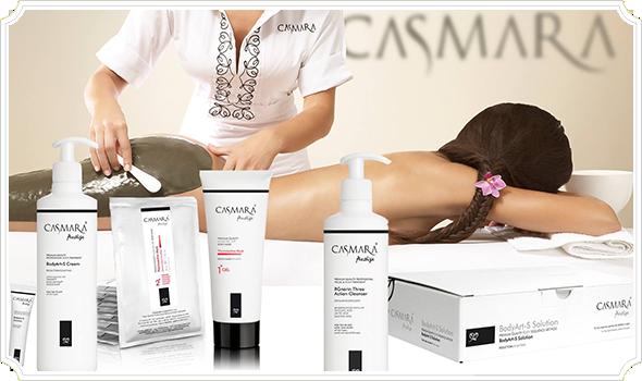 Локальный антицеллюлитный уход Casmara Cosmetics