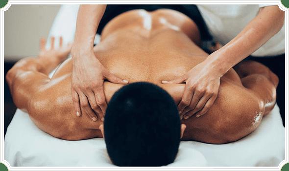 Спортивный массаж в Краснодаре